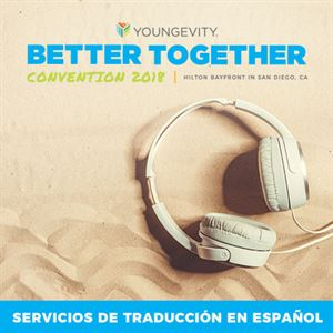 Picture of Spanish Translation Headset – 2018 Convention